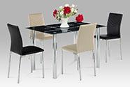jídelní židle AT-1888 BK