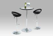 barový stůl AUB-6050 BK