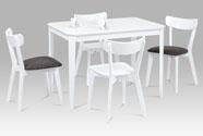 jídelní židle AUC-009 WT