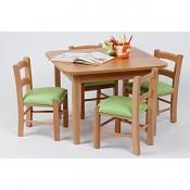 dětská jídelní židle Z519 Apolenka