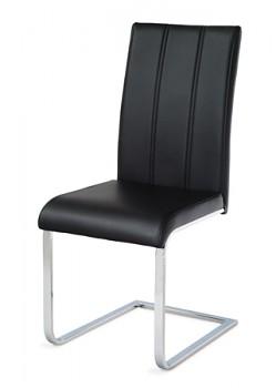 Jídelní židle WE-5027 BK