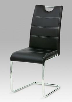 Jídelní židle WE-5075 BK