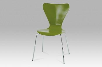 jídelní židle C-180-5 GRN