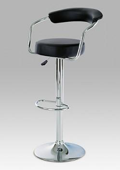 Barová židle AUB-308 BK