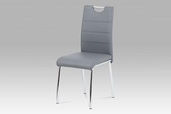 Jídelní židle DCL-401 GREY