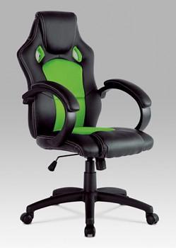 Kancelářská židle KA-F281GRN