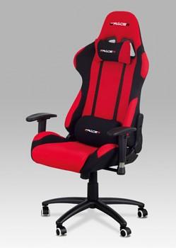 kancelářské křeslo KA-F01 RED