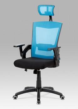 Kancelářská židle KA-G216 BLUE
