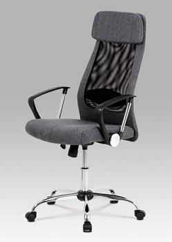 Kancelářská židle KA-E302 GREY
