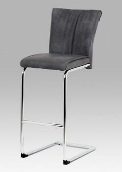 Barová židle BAC-192 GREY