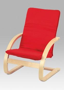 Dětské křeslo QR-06 RED